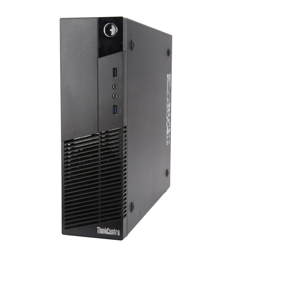 Rabljen računalnik Lenovo Thinkcentre M83p SFF / i5 / RAM 8 GB / SSD Disk *brez licenčne nalepke
