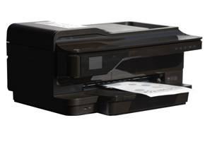 Najem tiskalnika HP 7612