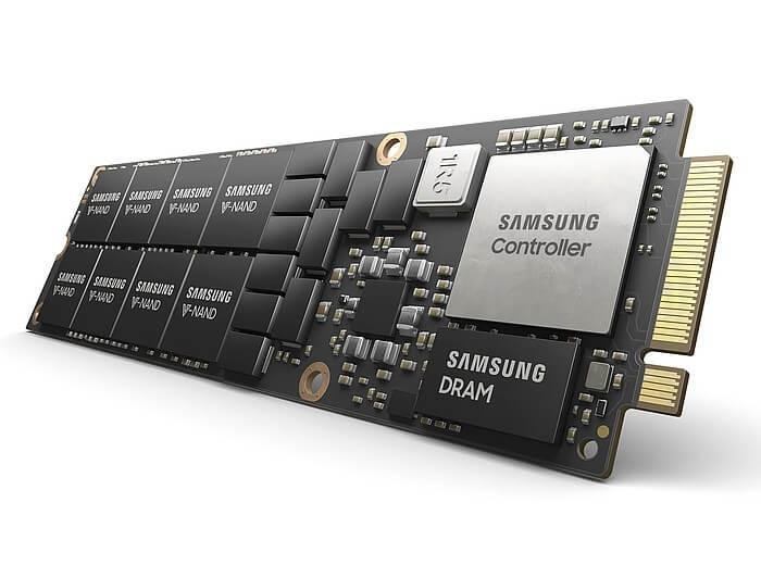 Kako hitri so NVMe SSD pogoni?