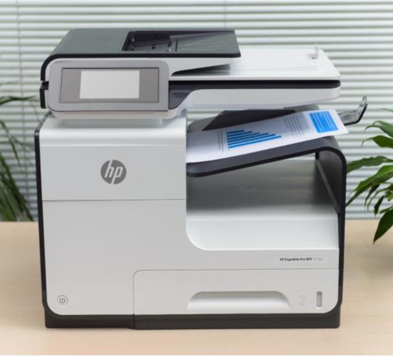Najem tiskalnika HP Pagewide 477