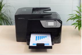 Najem tiskalnika HP 8710