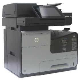 Najem tiskalnika HP X585z
