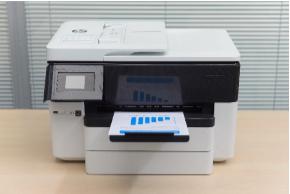 Najem tiskalnika HP Officejet Pro 7740