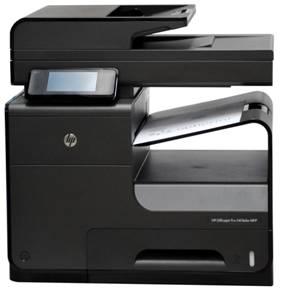 Najem tiskalnika HP X576