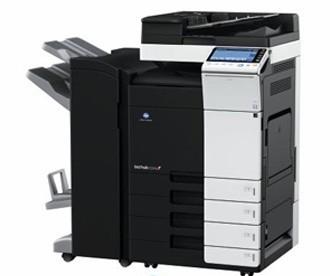 Najem tiskalnika Konica Minolta bizhub C554