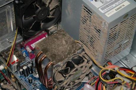 Prašen računalnik